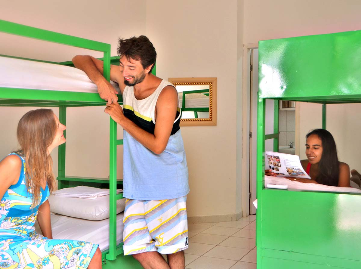 Hostels in Porto de Galinhas