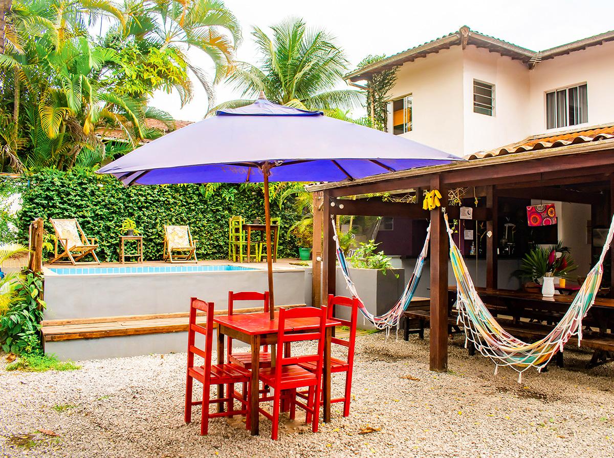 Hostels en Paraty