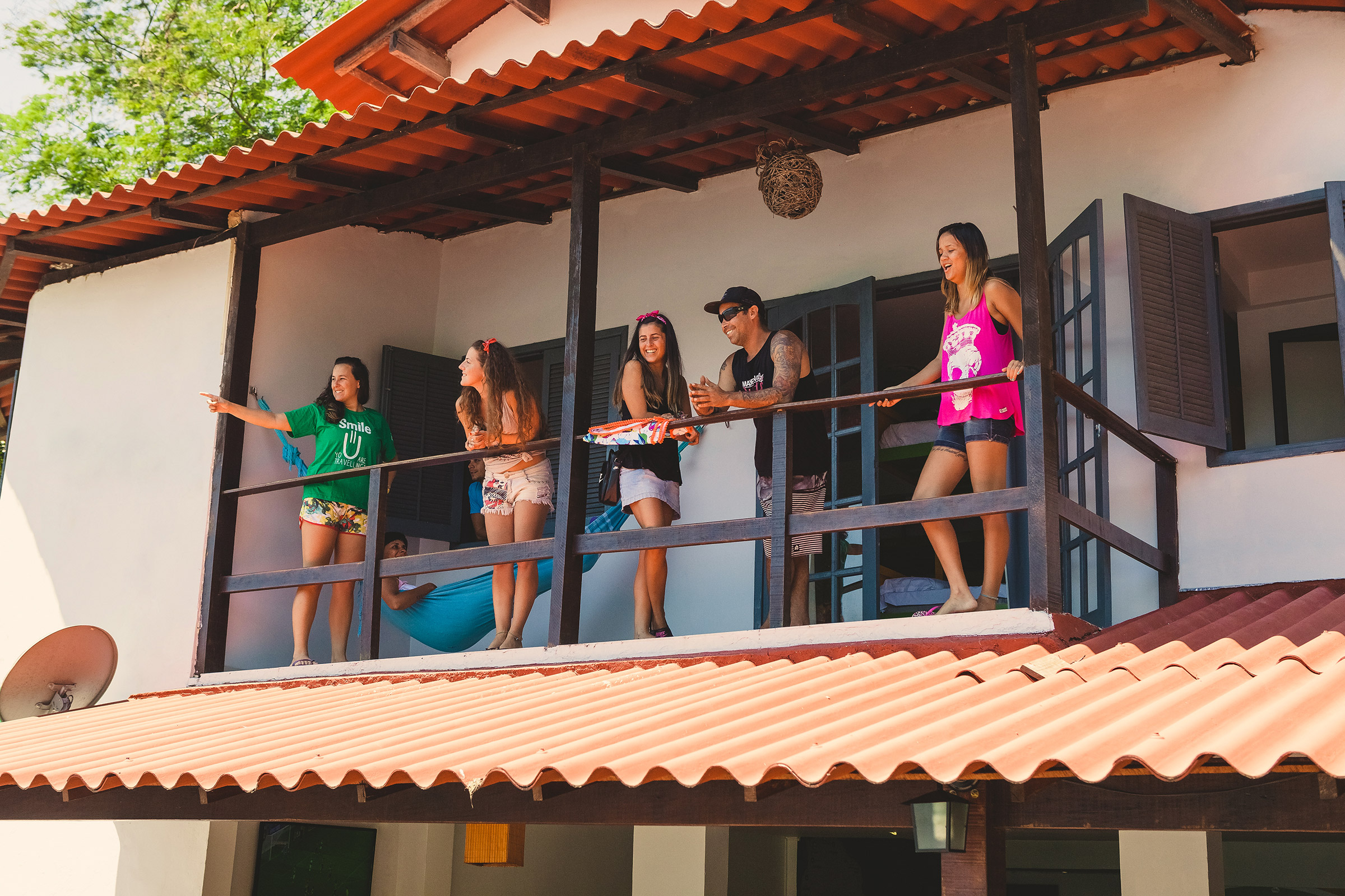 Hostels in Ilha Grande
