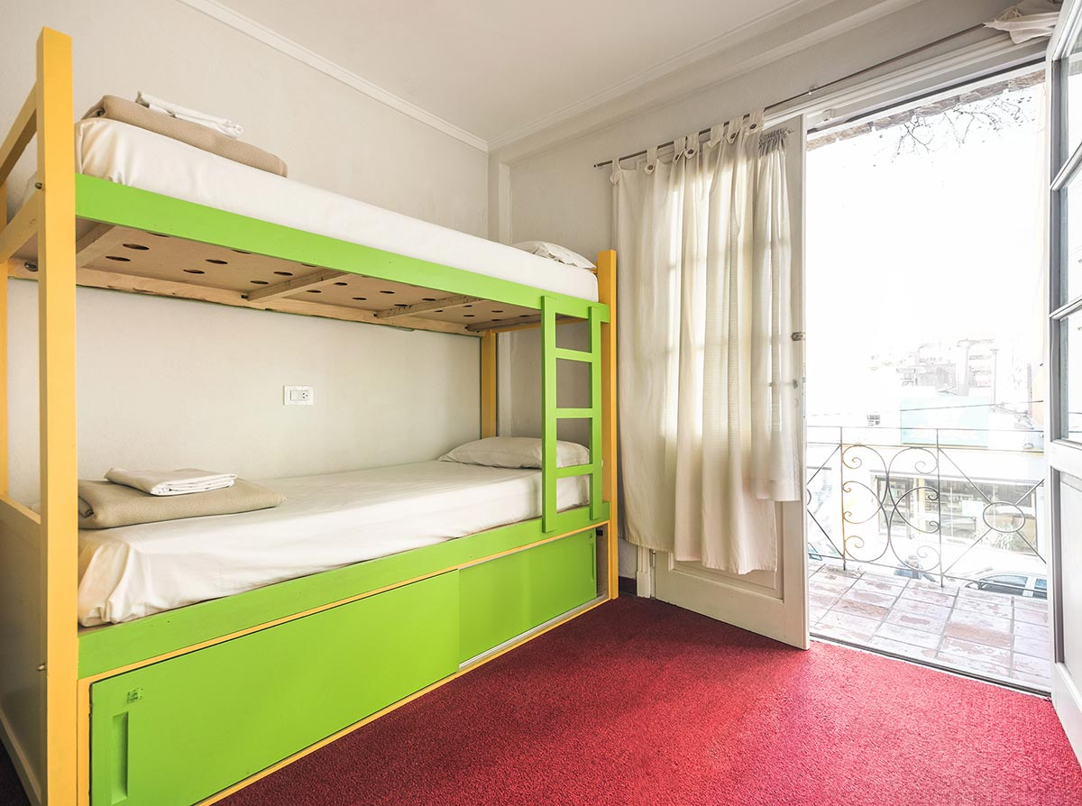 Hostels in Mar del Plata