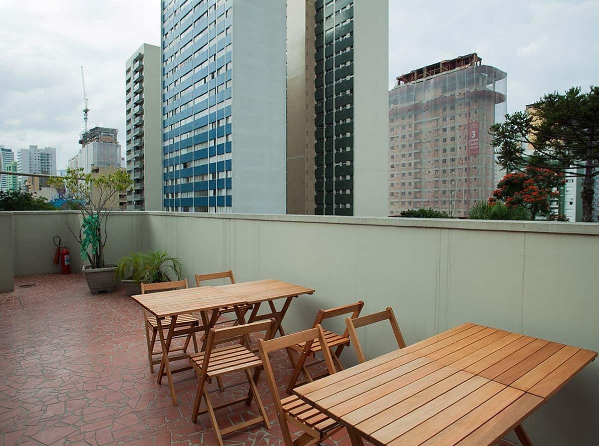 Suites in Curitiba