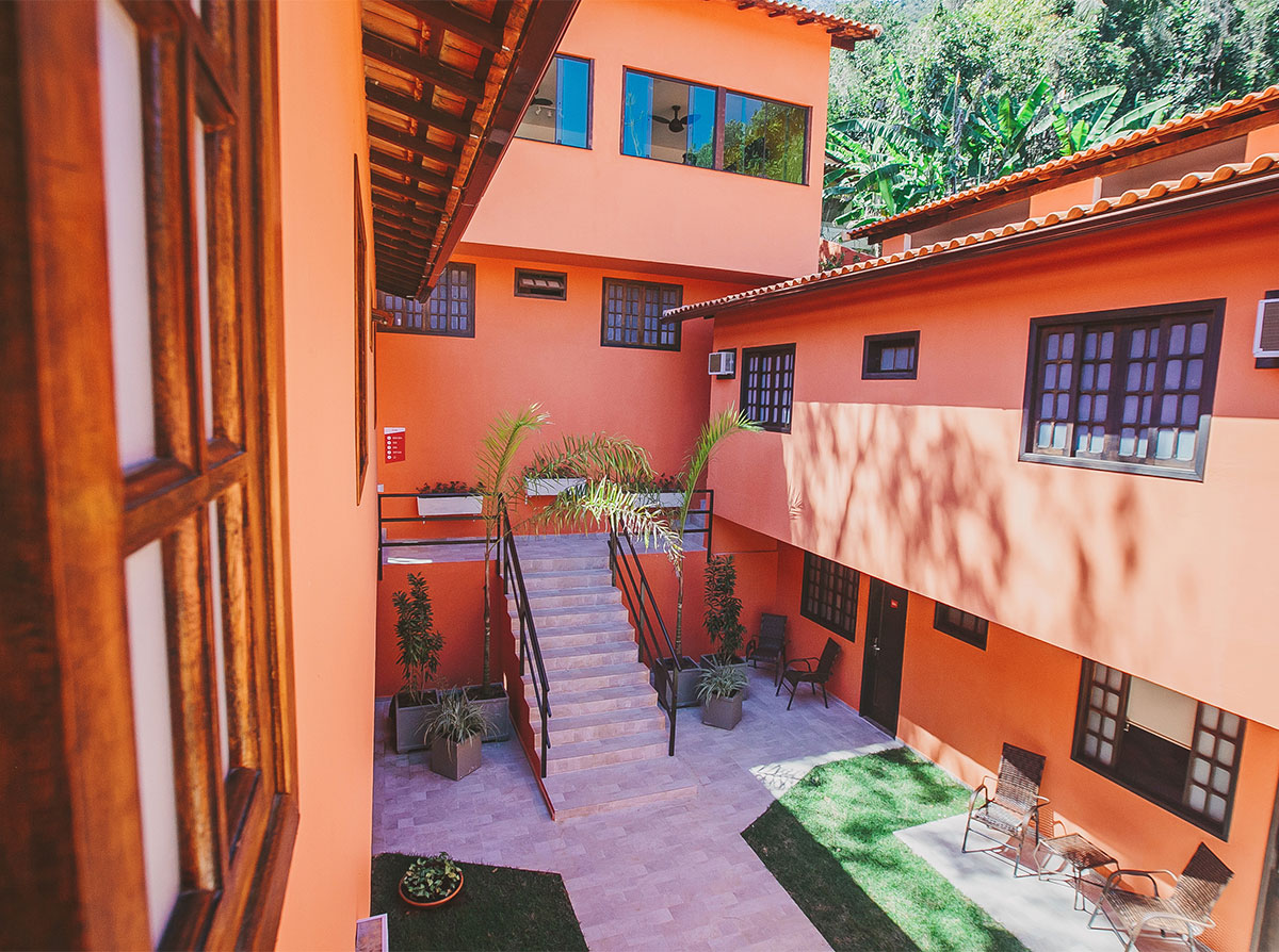 Suites in Ilha Grande