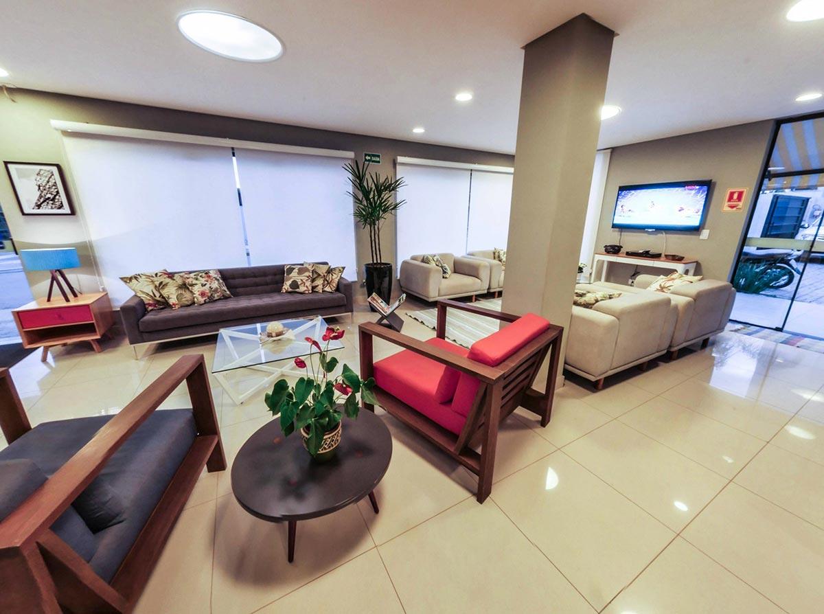 Suites em Bonito