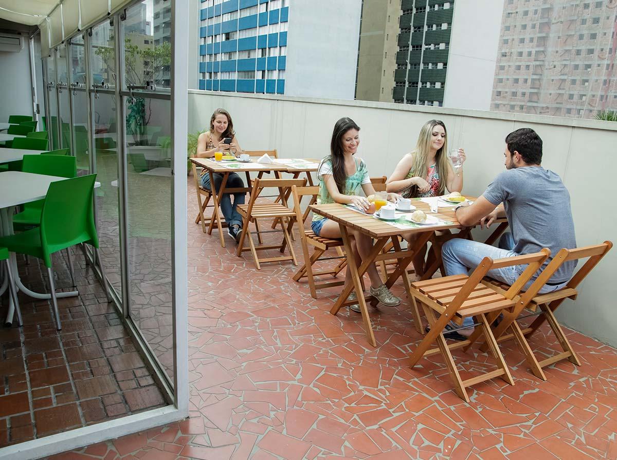 Hostels in Curitiba