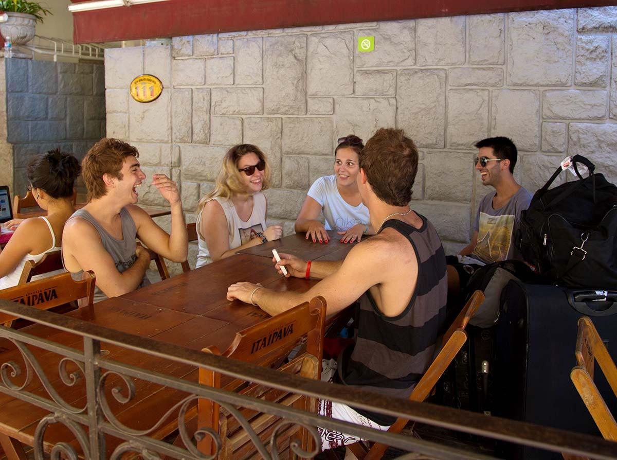 Hostels in Rio de Janeiro