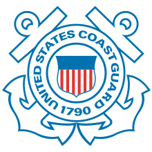 This is the United States Coast Guard logo