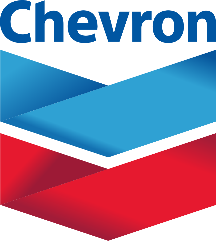 This is the logo for Chevron