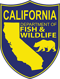 This is the logo for the California Department of Fish and Wildlife office of Spill Prevention and Response