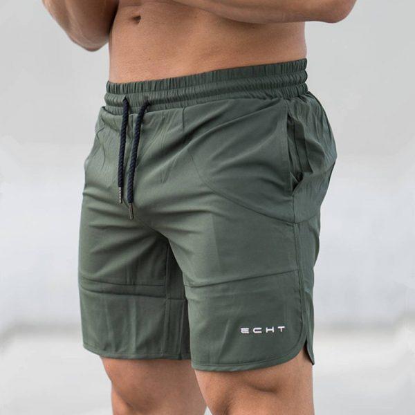 Echt Men's Fitness Short