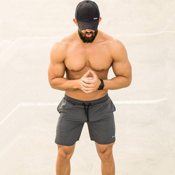 Echt Men's Fitness Short 2