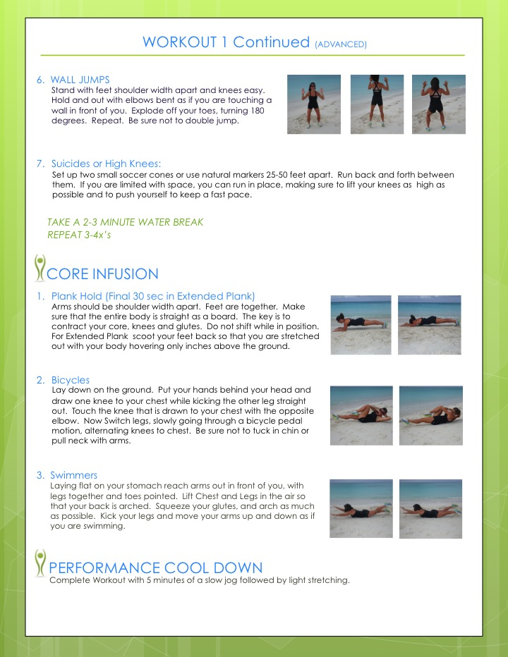 Spring Into Wellness Workout 2