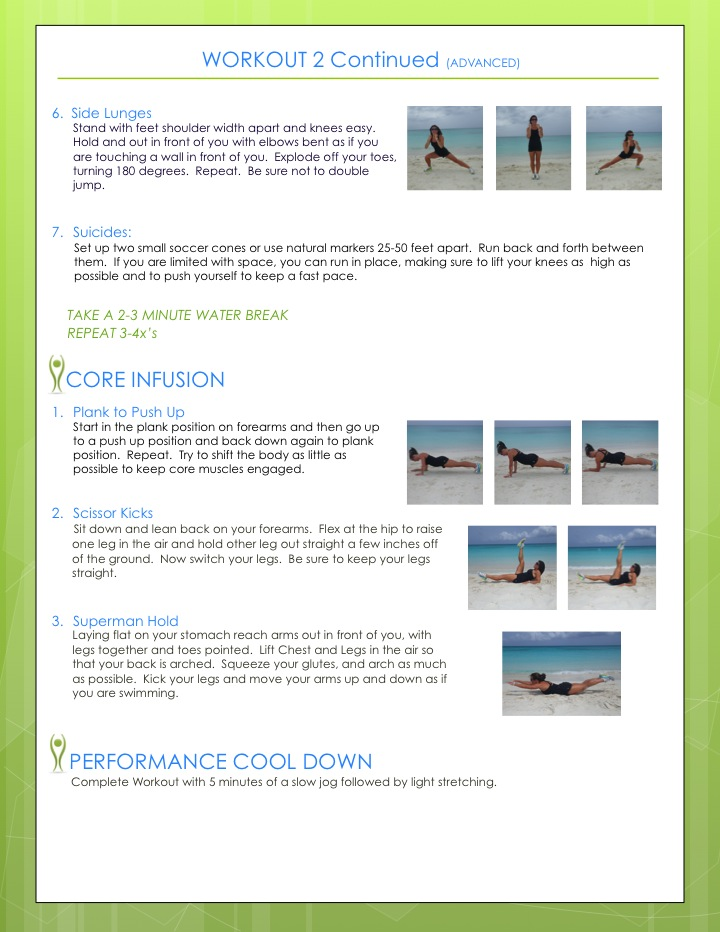 Spring Into Wellness Workout 4