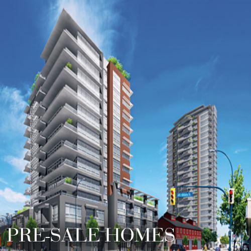 PRE-SALE HOMES