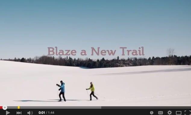 Winter Along the Apple Pie Trail