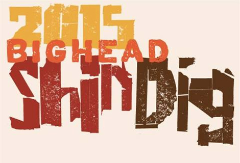 Big Head Shindig, Saturday August 15th – Meaford