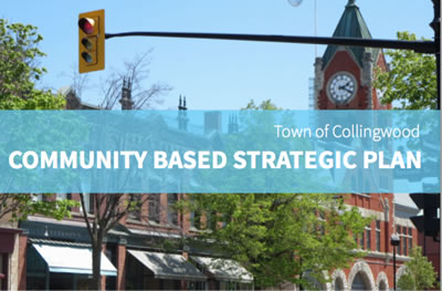 Town of Collingwood Community Based Strategic Plan