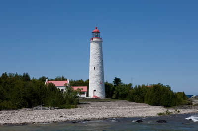 Cove Island Lighthouse