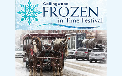 Collingwood's Frozen in Time Festival 2015