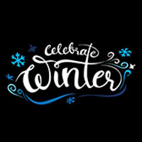 Celebrate Winter at Blue