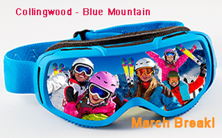 March Break Events Collingwood – Blue Mountain