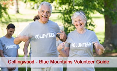Volunteer Opportunities in Collingwood & Blue Mountains