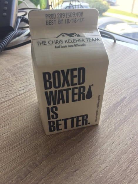 box-water