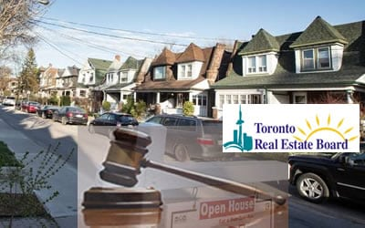 Competition Tribunal rules against TREB