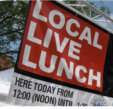 Local Live Lunch Collingwood