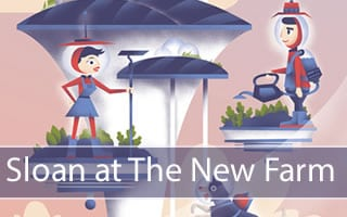 The Chris Keleher Team Sponsors Sloan at The New Farm – A Farms for Change Fundraiser