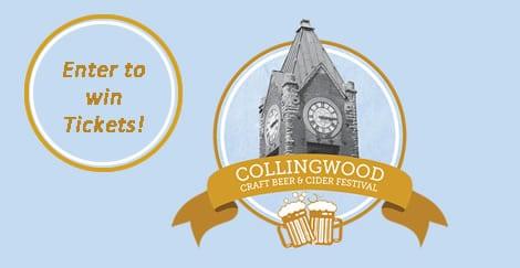 Chris Keleher Team Contest for the Collingwood Beer & Cider Festival