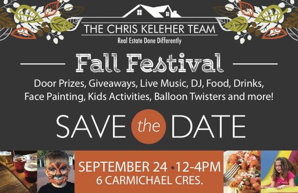 The Chris Keleher Team Fall Festival 2016