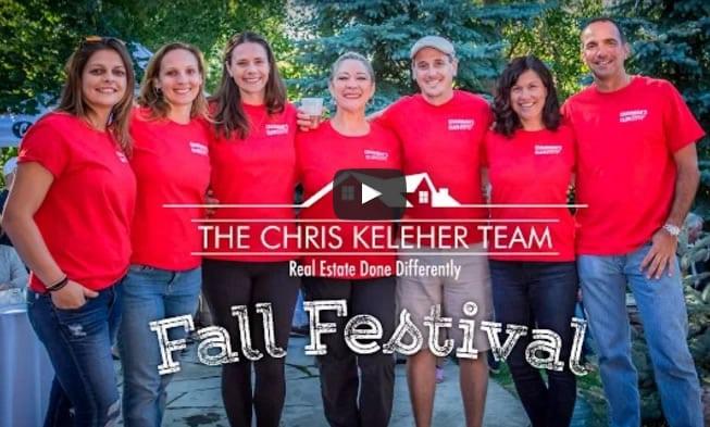 The Chris Keleher Team Fall Festival Update