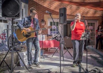The Fall Festival 2016 with the Chris Keleher Team
