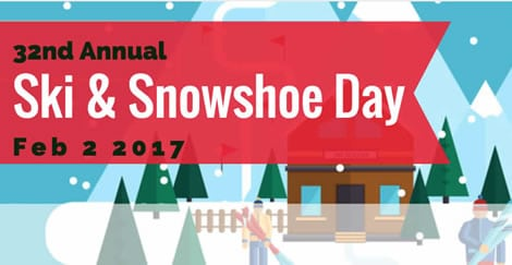 Locations North 32nd Annual Hospice Ski & Snowshoe Day, Feb 2, 2017