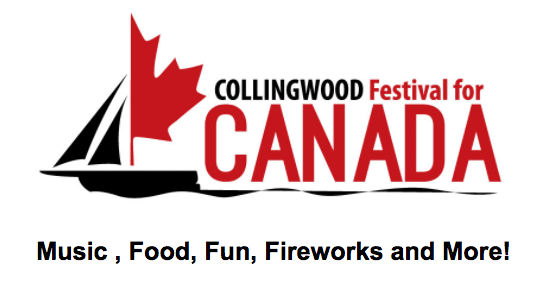 Canada Day Celebrations Collingwood & The Blue Mountains