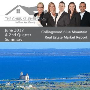 Southern Georgian Bay June 2017 & Second Quarter Real Estate Market Summary