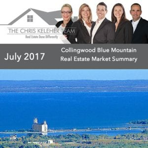 Southern Georgian Bay Real Estate Market Update July 2017