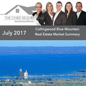 Southern Georgian Bay Real Estate Market Update July 2017