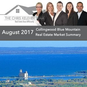 August 2017 Real Estate Market Update Southern Georgian Bay