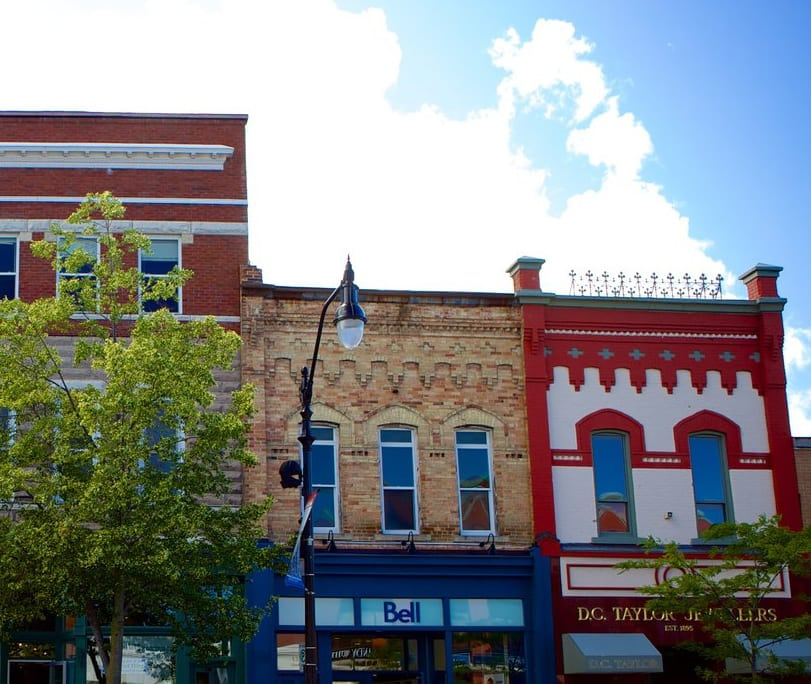 Collingwood Heritage District