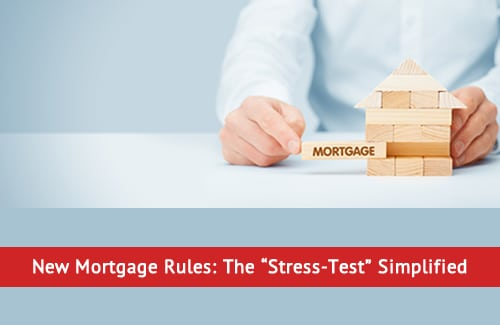 "New Mortgage Rules: The ""Stress-Test"" Simplified"