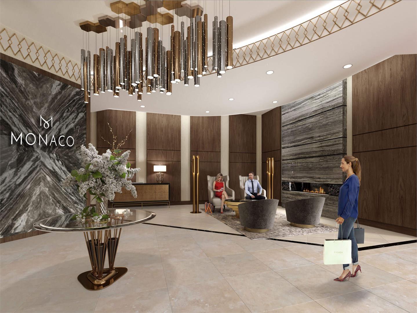 Monaco Lobby