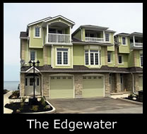 The Edgewater, Waterfront Condo Townhomes
