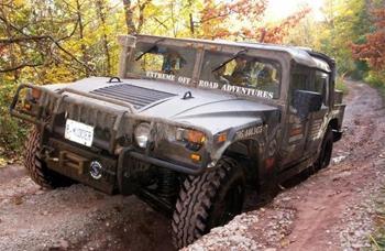 Xtreme Hummer Tour