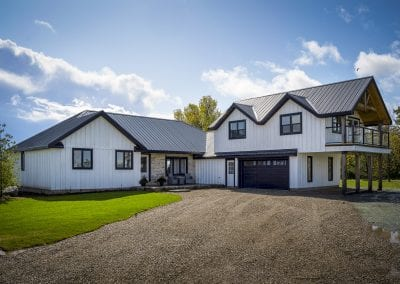 Real Estate Photographer in Meaford, Ontario, Canada.