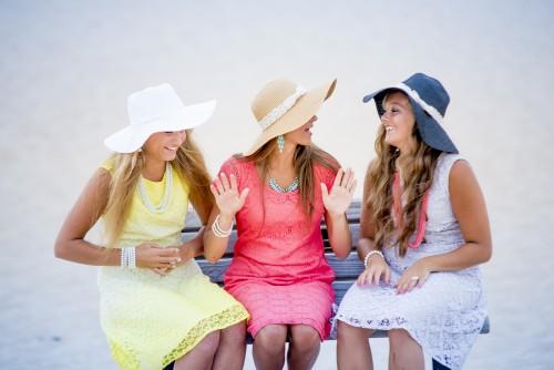 girls, sisters, friends, bench, talking, beach, fun, sand
