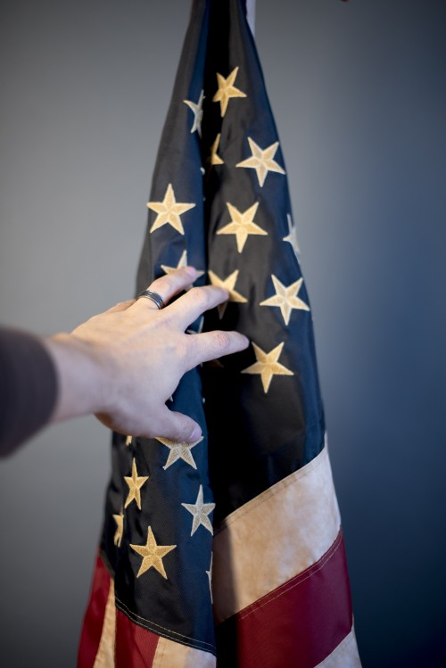 man, reach, hand, flag, america, usa, veterans, independence, july, patriot, stripes, stars