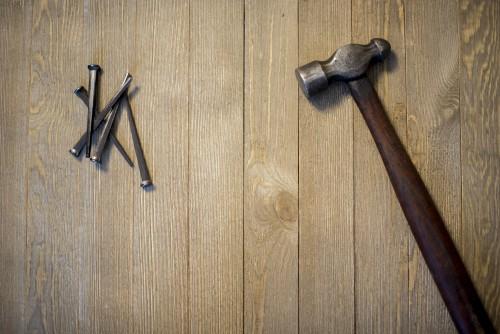 hammer, nails, crucifixion, easter, resurrection, palm, sunday