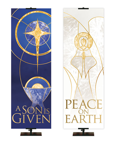 Christmas and Advent Liturgical Banners