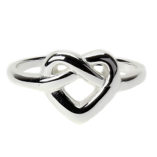 The Knot Heart Ring - DSG-35-451